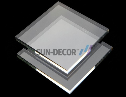 How to distinguish extruded acrylic sheet and Cast acrylic sheet